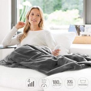 Télécommande de la couverture chauffante Medisana HB 675